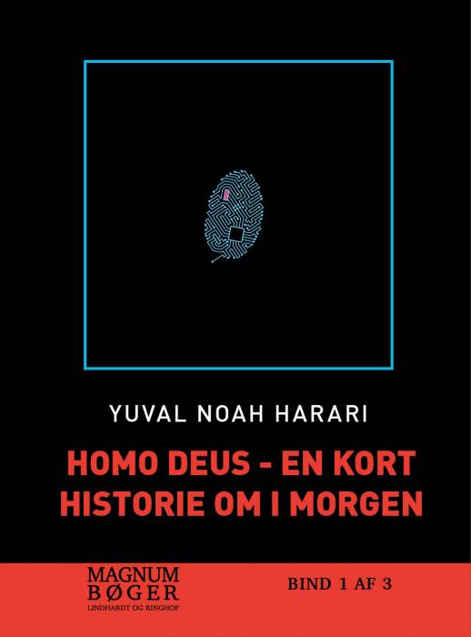 Homo Deus - En kort historie om morgen (storskrift) (Bog)