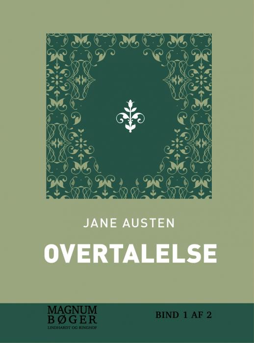 Image of   Overtalelse (storskrift) (Bog)
