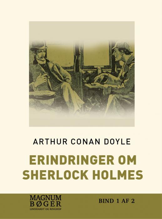 Image of Erindringer om Scherlock Holmes (Bog)