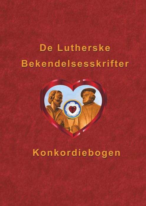 Image of   De Lutherske Bekendelsesskrifter (E-bog)