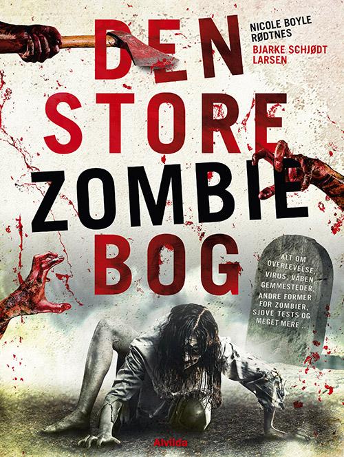 Image of   Den store zombie-bog (Bog)