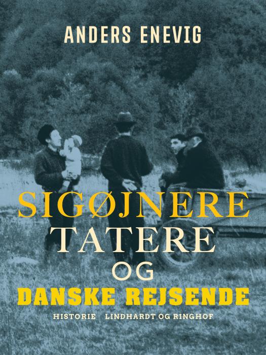 Image of Sigøjnere, tatere og danske rejsende (E-bog)