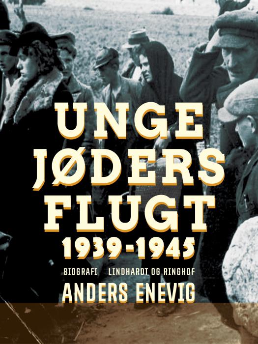 Image of Unge jøders flugt 1939-1945 (E-bog)