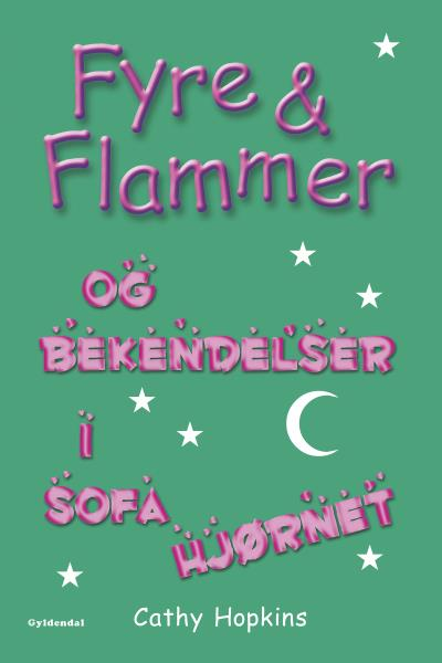 Fyre & Flammer 4 - og bekendelser i sofahjørnet (Lydbog)