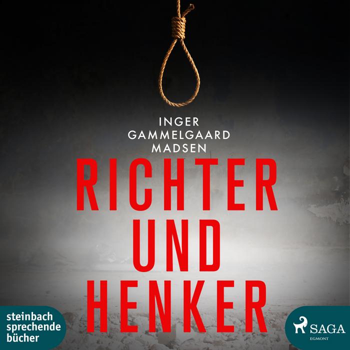 Image of   Richter und Henker (Lydbog)