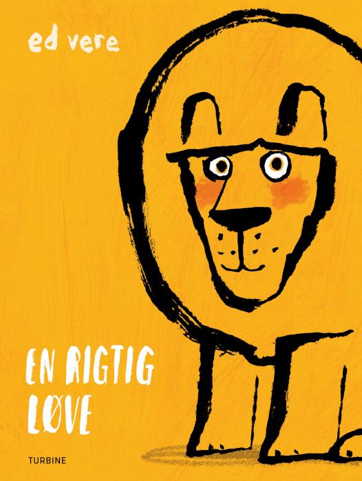 Image of   En rigtig løve (Bog)
