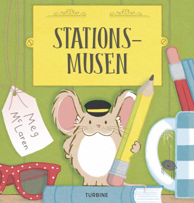 Stationsmusen (Bog)