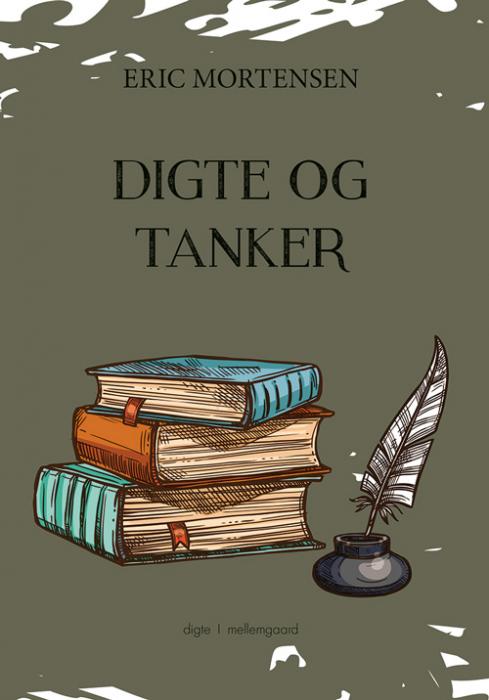 Image of   Digte og tanker (Bog)