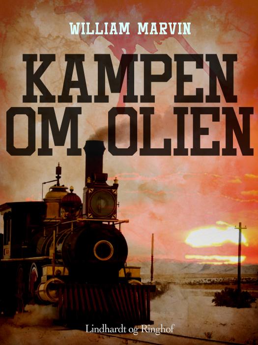 Kampen om olien (Bog)