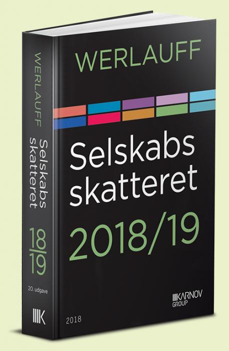 Selskabsskatteret 2018/19 (Bog)