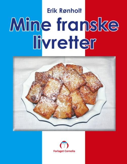 Mine franske livretter (Bog)
