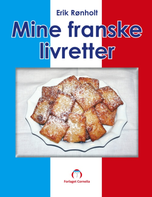 Image of   Mine franske livretter (Bog)