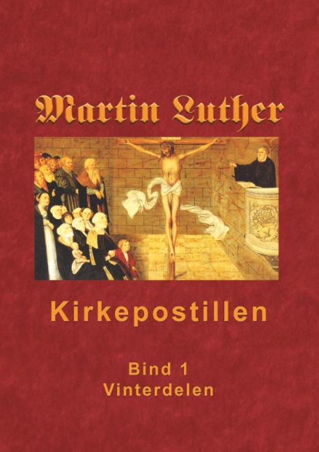 Image of   Kirkepostillen - Vinterdelen (Bog)