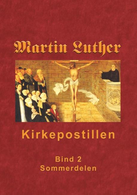 Image of   Kirkepostillen - Sommerdelen (Bog)