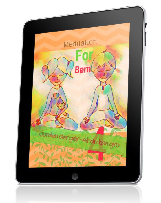 Meditation for børn 4 (E-bog)