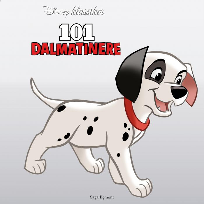 Image of   101 Dalmatinere (Lydbog)