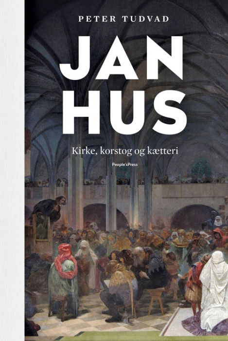 Image of   JAN HUS (Bog)