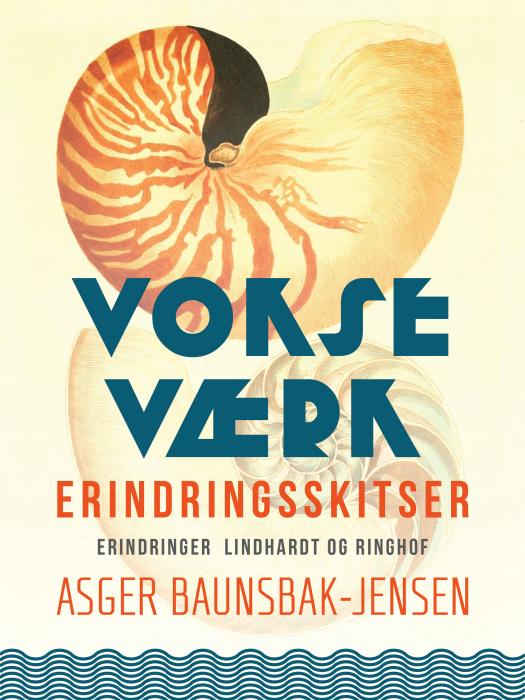 Image of Vokseværk: erindringsskitser (Bog)