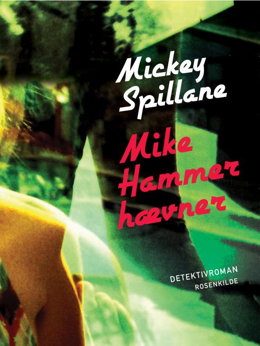 Mike Hammer hævner (Bog)