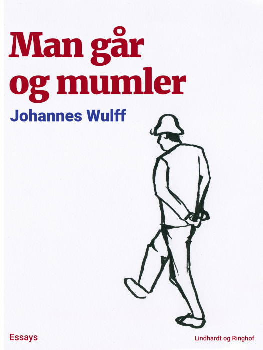Man går og mumler (Bog)