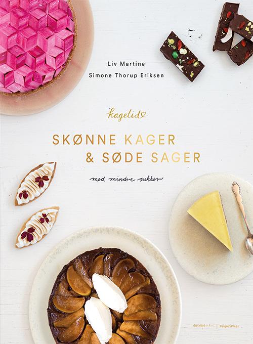 Image of   SKØNNE KAGER OG SØDE SAGER (Bog)