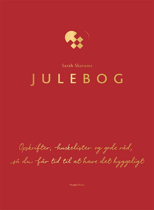 Image of   Sarah Skarums julebog (Bog)