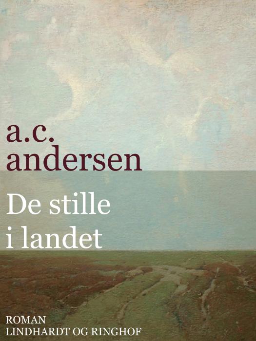 Image of De stille i landet (Bog)