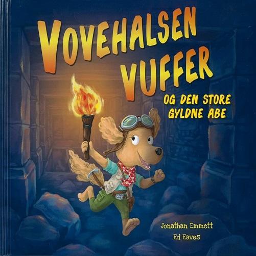 Vovehalsen Vuffer (Bog)