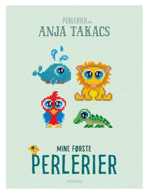 Image of Mine første perlerier (Bog)
