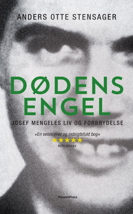 Image of Dødens Engel, Josef Mengele PB (Bog)