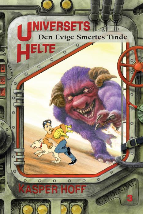 Universets helte 3 - Den evige smertes tinde (E-bog)