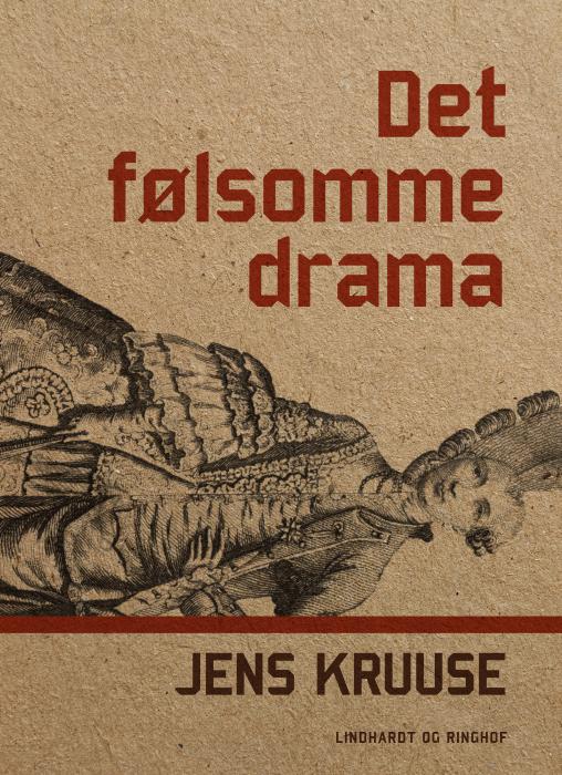 Image of   Det følsomme drama (Bog)