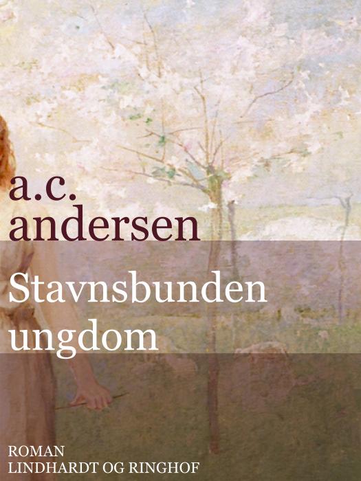 Image of Stavnsbunden ungdom (Bog)