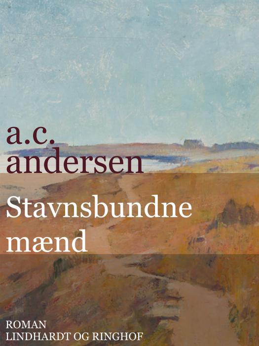 Image of Stavnsbundne mænd (Bog)