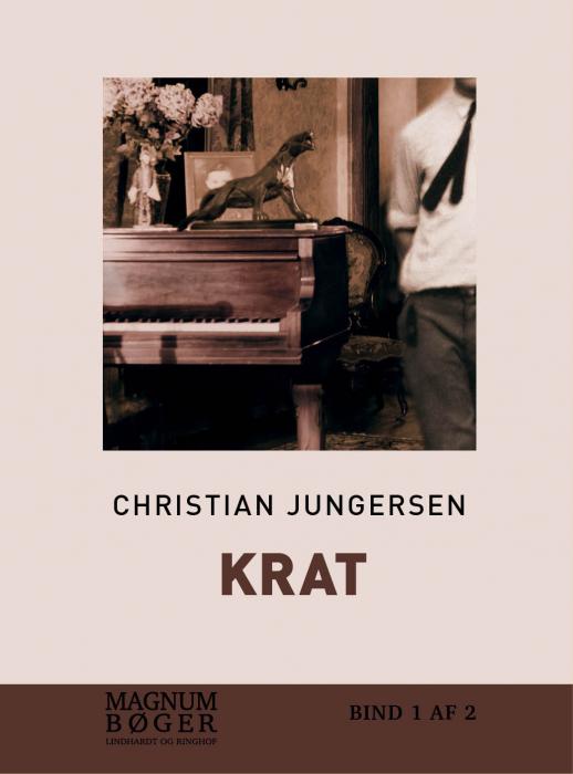 Image of   Krat (storskrift) (Bog)