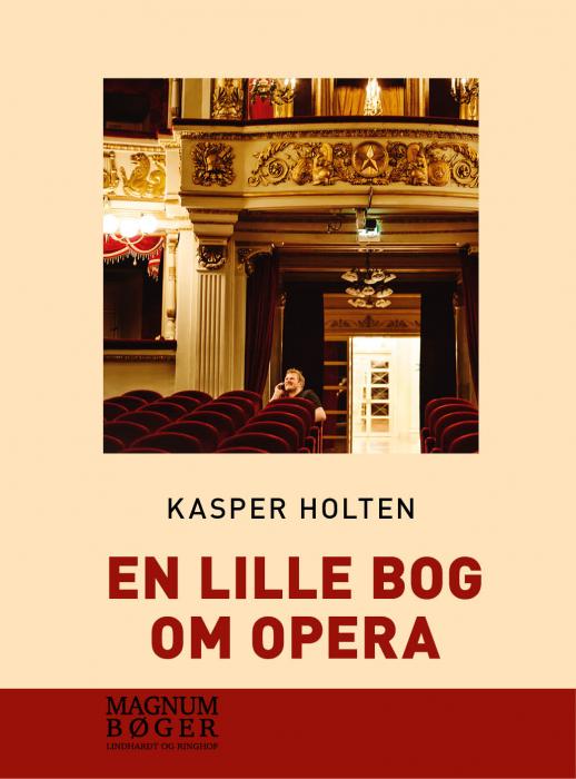 En lille bog om opera (storskrift) (Bog)