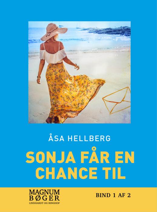 Image of   Sonja får en chance til (storskrift) (Bog)