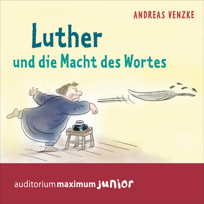 Image of Luther und die Macht des Wortes (Lydbog)