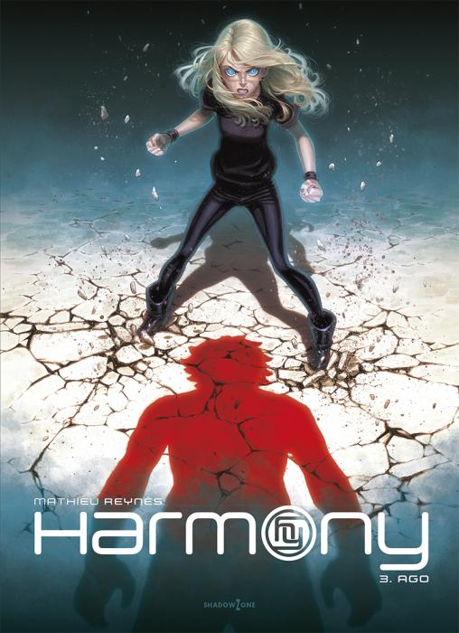 Harmony 3 - Ago (Bog)