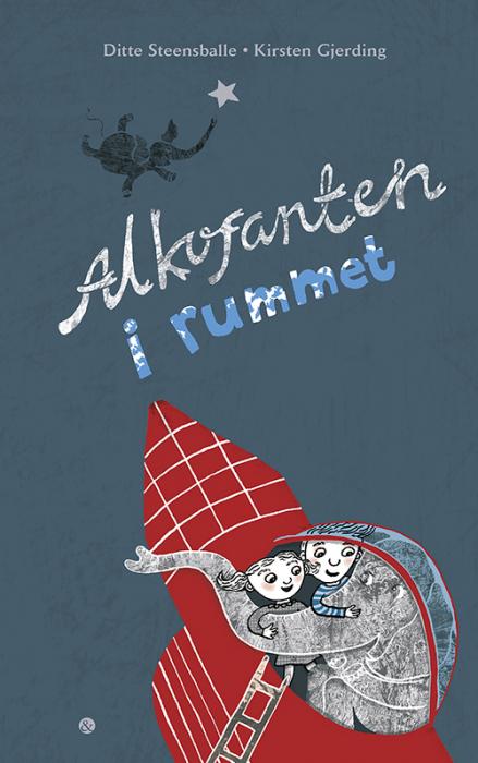Image of   Alkofanten i rummet (Bog)