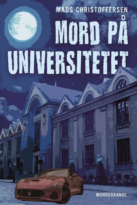 Billede af Mord på Universitetet (Bog)