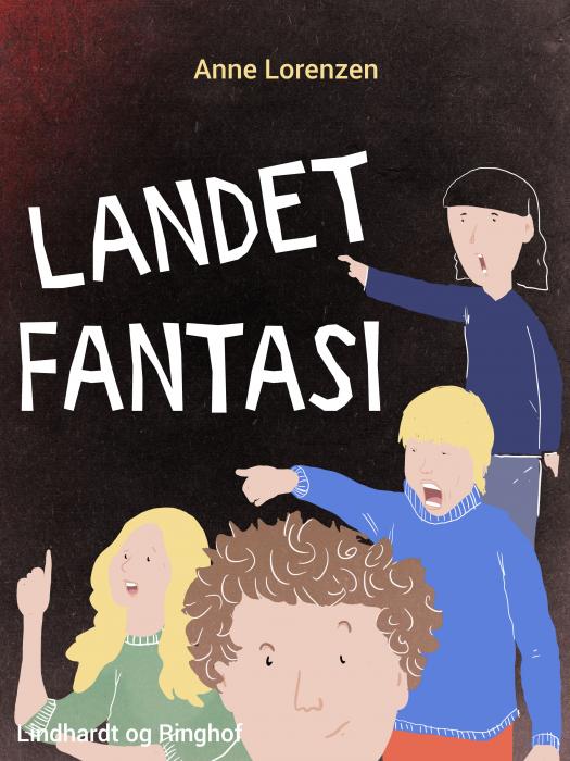 Image of Landet Fantasi (E-bog)