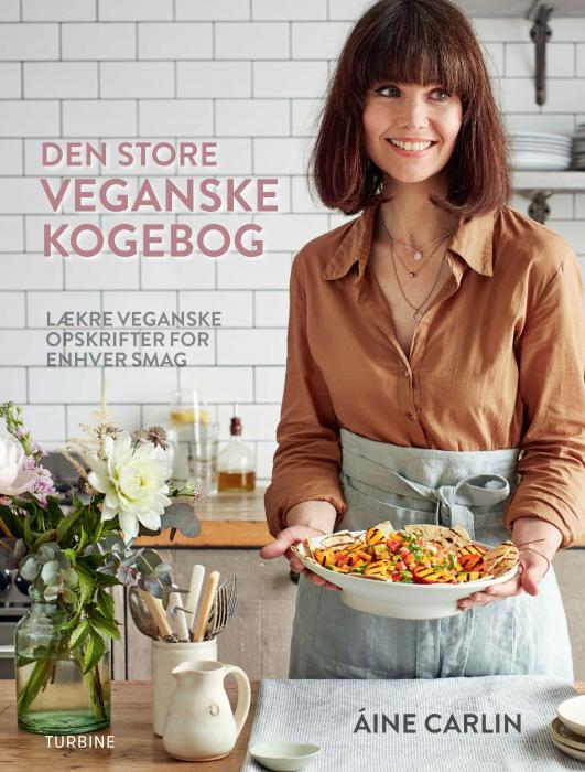 Image of Den store veganske kogebog (Bog)