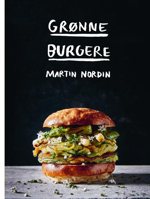 Grønne burgere (Bog)