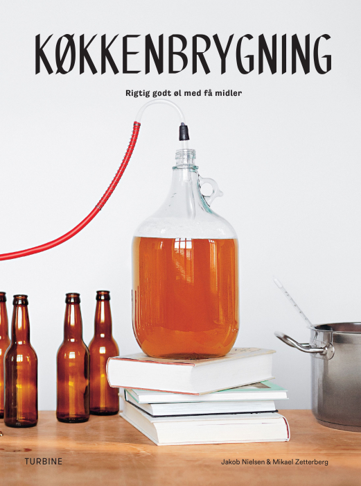 Køkkenbrygning (Bog)