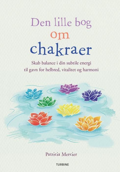 Den lille bog om chakraer (Bog)