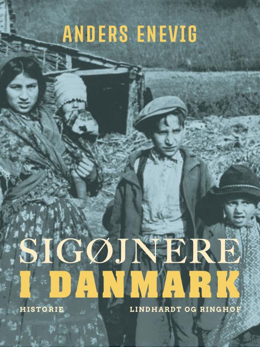 Image of Sigøjnere i Danmark (E-bog)