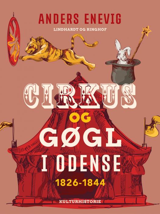 Image of Cirkus og gøgl i Odense 1826-1844 (E-bog)