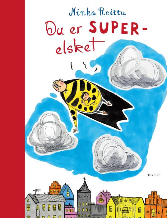 Image of   Du er SUPERelsket (Bog)