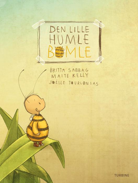 Image of   Den lille Humle Bumle (Bog)